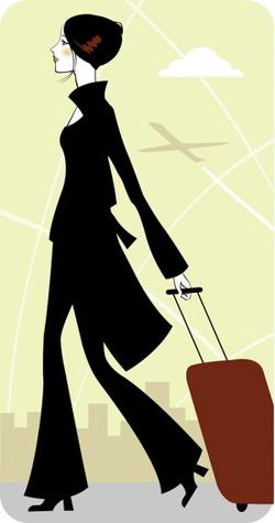 accessori travel glamour