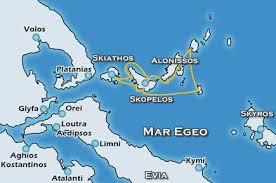 mappa isole